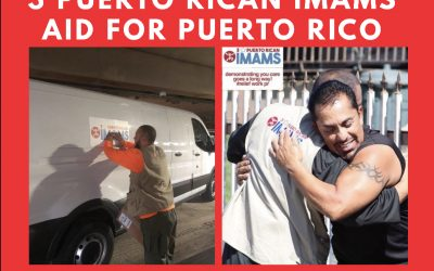 3 Puerto Rican Imams Trip 2 – Day 1