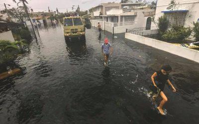 Hurricane María: Timeline of Events