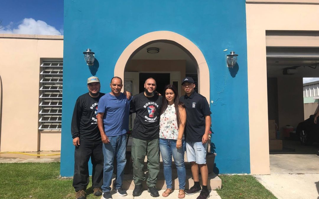 3 Puerto Rican Imams Trip 2 – Day 2