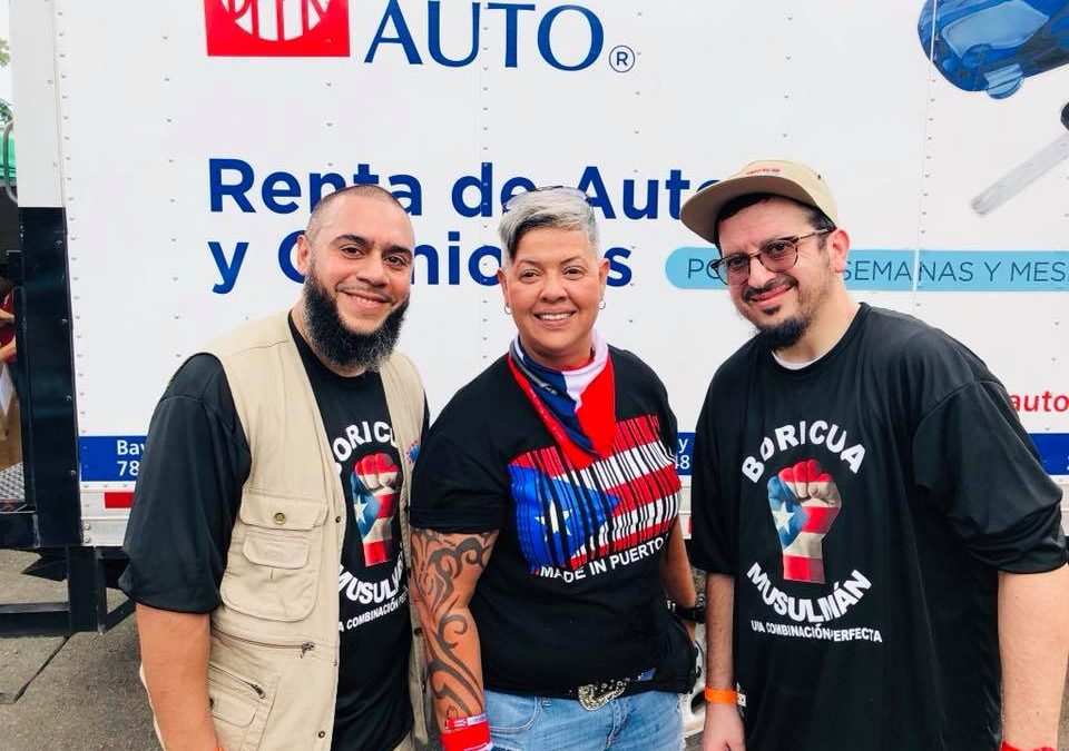 Fruits of Hurricane Maria: A Multi Faith Coalition for Puerto Rico