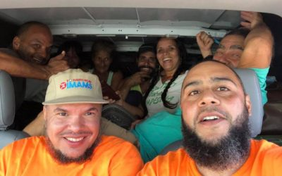 Muslim Puerto Ricans Search for Good After Hurricane Maria