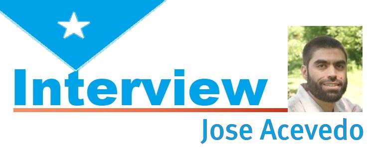 Interview about Hurricane María Aftermath in Puerto Rico w/José Acevedo